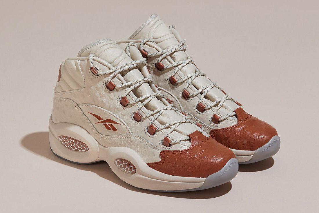 Sneakersnstuff X Reebok Question Mid 1