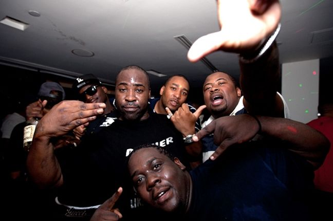 G Shock Nigel Sylvester Party 26 1