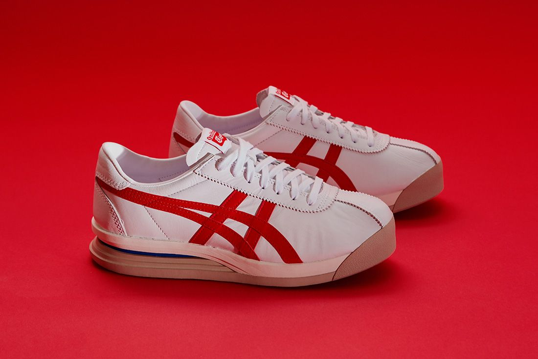 Onitsuka Tiger Corsair White Sneakerhub