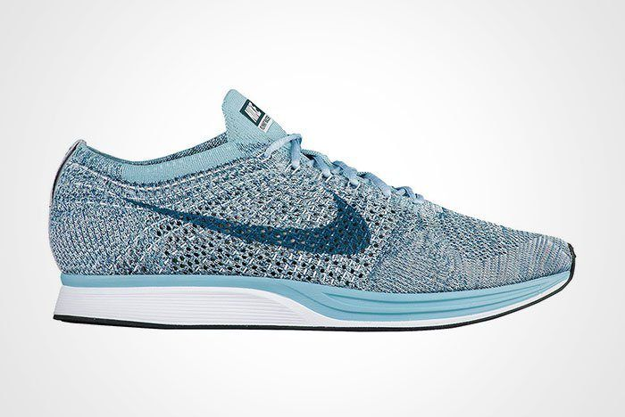 Nike Flyknit Racer Legion Blue Thumb