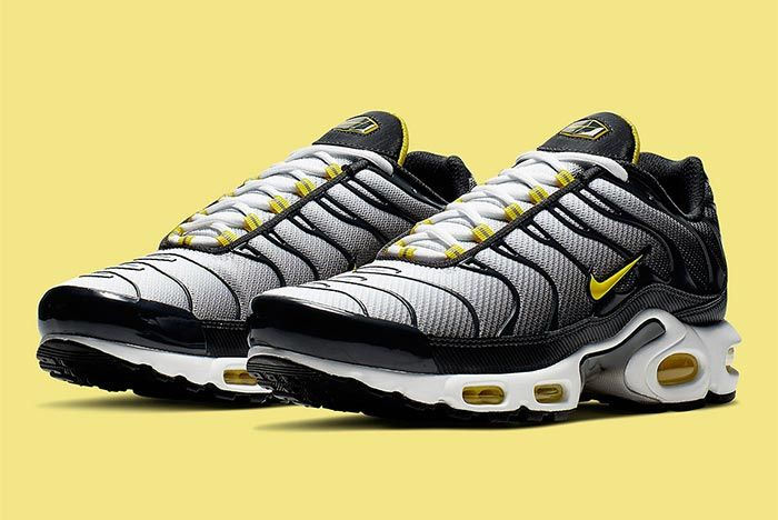 Nike Air Max Plus Bumblebee Front Angle 1