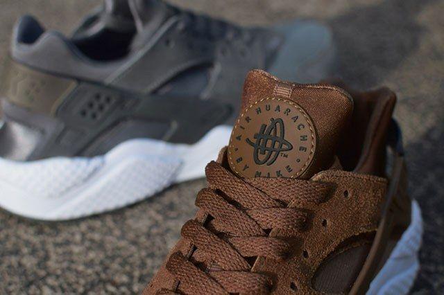 Nike Air Huarache Premium Tonal Pack 1