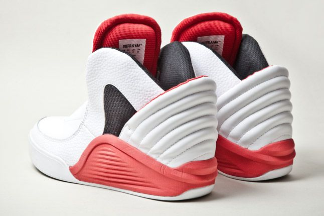 Spectre By Supra White Red Blk 3 1