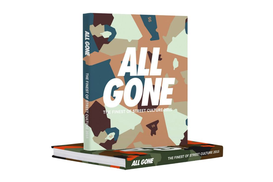All Gone 2015 Book 1