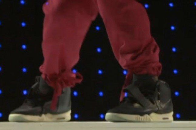 Air Yeezy First Look 3 1