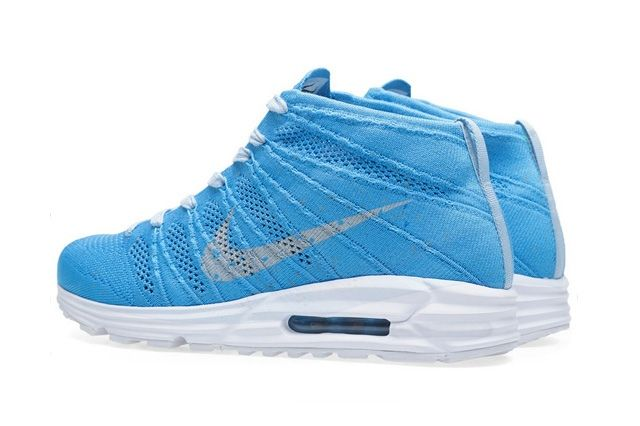 Nike Lunarmax Flyknit Chukka Nyc Bump 5