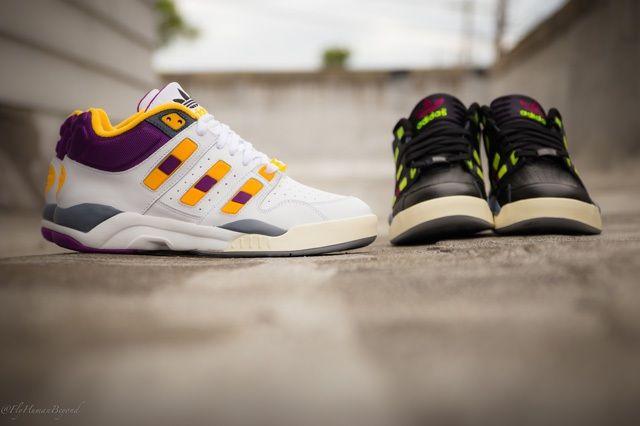 Adidas Originals Torsion Court Strategy Og Collection 11