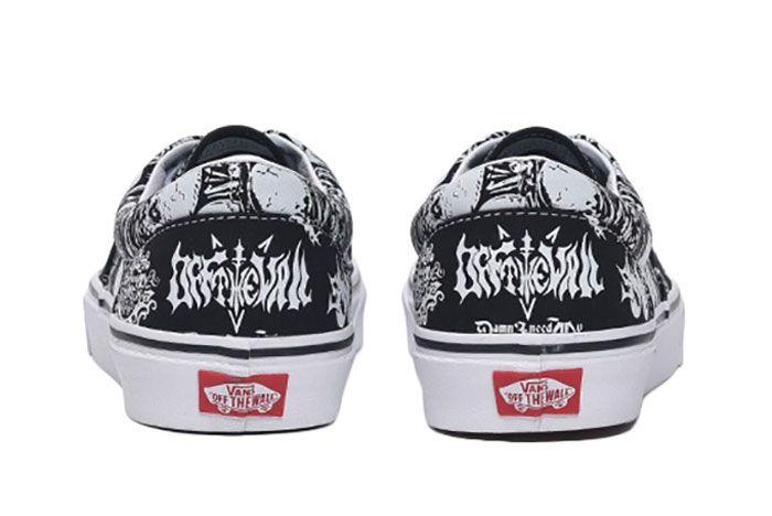 Vans Era Heavy Metal Heel