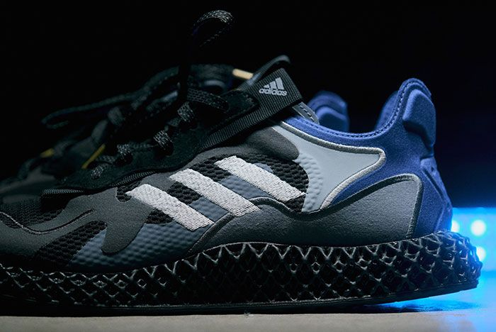 Adidas Consortium Evo 4 D Friends Family Paris Fashion Week Hero Shot4