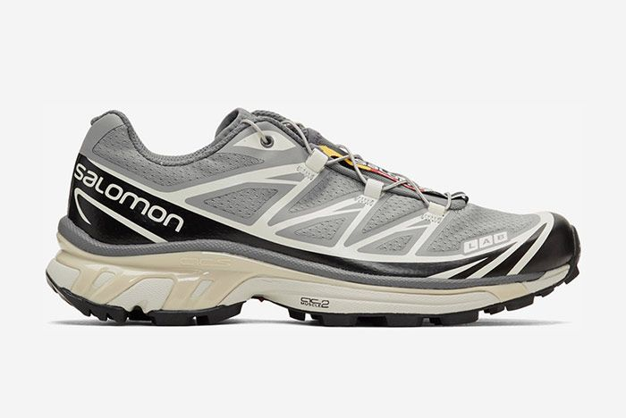 Salomon S Lab Xt 6 Adv Grey Right