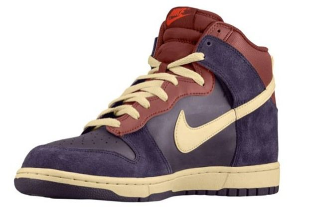 Nike Dunk Hi Port Wine Reverse 1