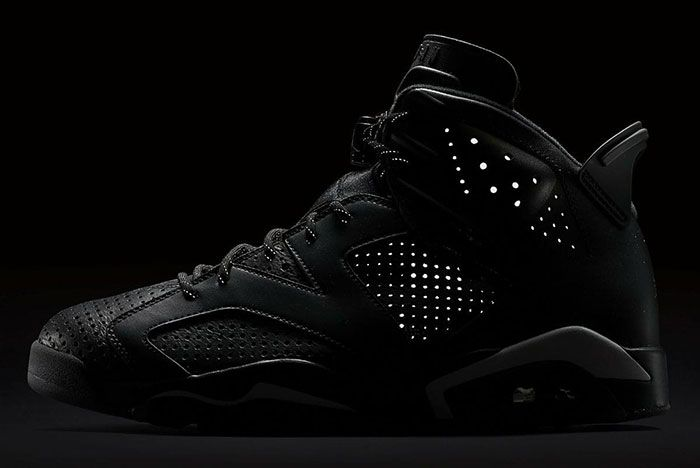 Air Jordan 6 Black Cat16