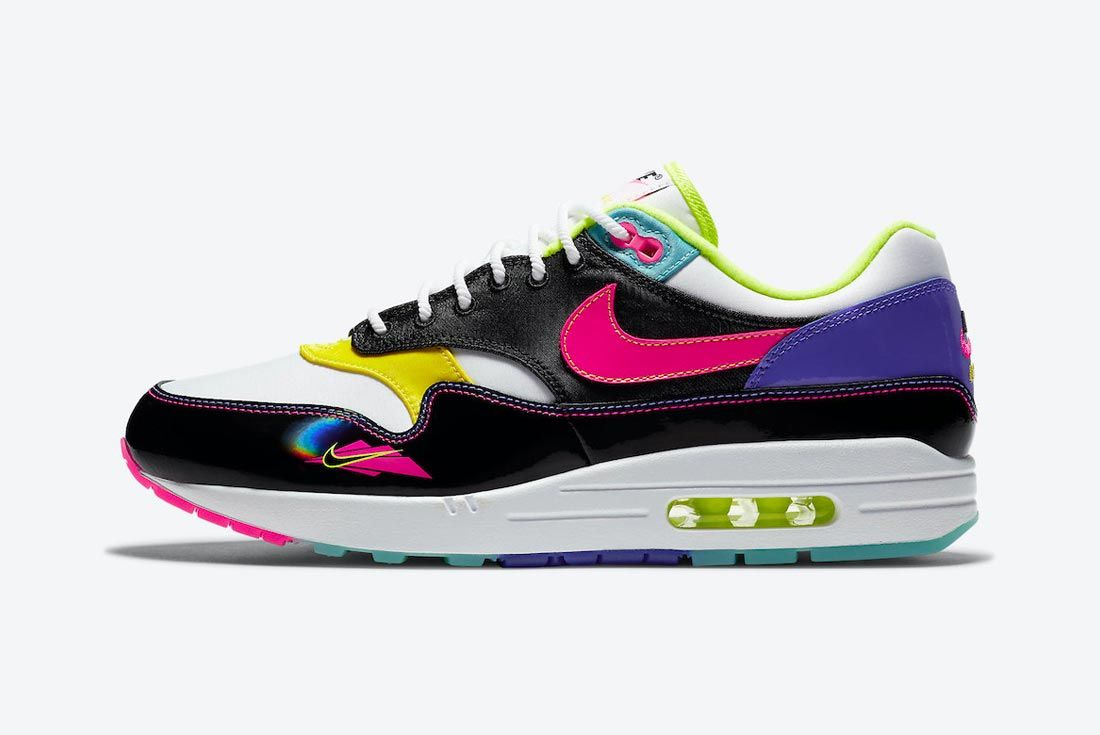 The Nike Air Max 1 Makes a Splash in Neon - Sneaker Freaker