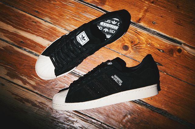 Adidas Originals X Neighborhood Fw14 Shelltoes 3