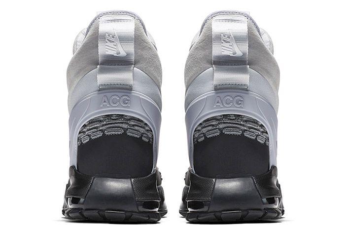 Nike Acg Zoom Tallac Flyknit White Grey 2