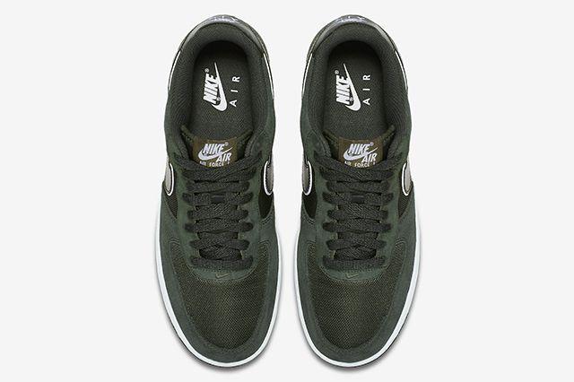 Nike Air Force 1 Hunter Green5