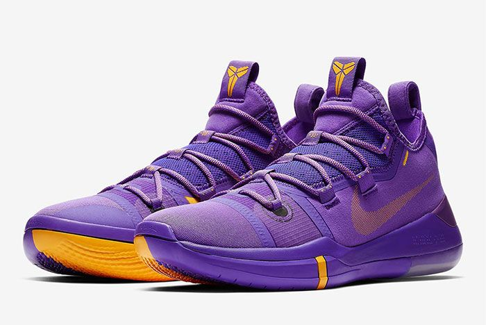 Nike Kobe Ad Lakers Purple Ar5515 500 3