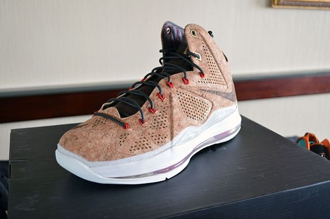 Deadstock Va Buy Sell Trade Lebron X Cork 1