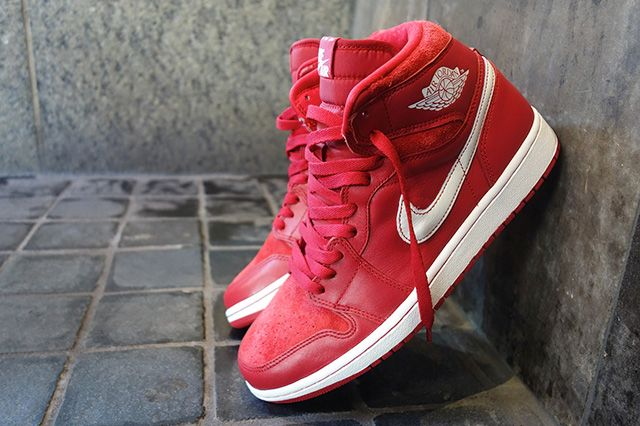 Air Jordan 1 High Gym Red 1