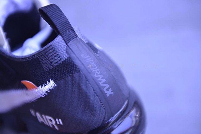 Off White Nike Vapormax Black 3