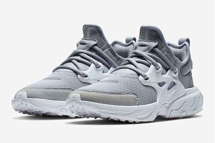 Nike Air Presto React Summer Triple Grey