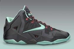 Lebron 11 Diffused Jade Dp1