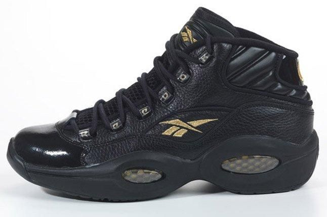 Reebok Question Black Gold New Years Eve Profile 1