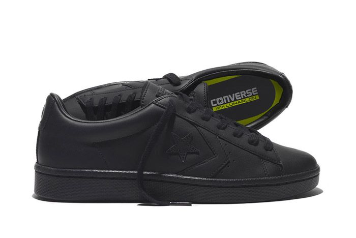 Converse Pro Leather 76 Mono Low Black