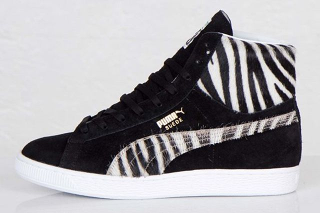 Puma Suede Mid Made In Japan Animal Pack 1