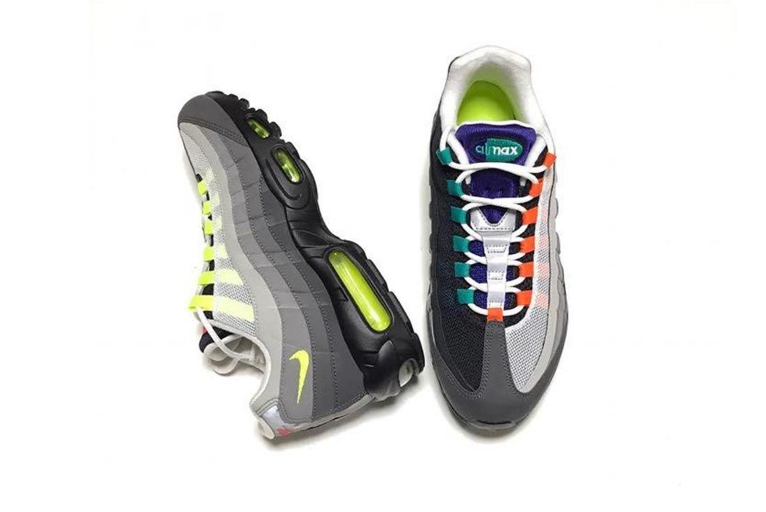 Nike Air Max 95 Greedy Colourway