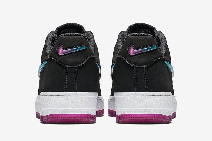 Nike Air Force 1 Active Fuchsia 5