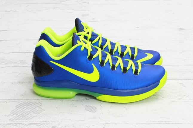 Nike Kdv Elite Hypber Blue Volt 1