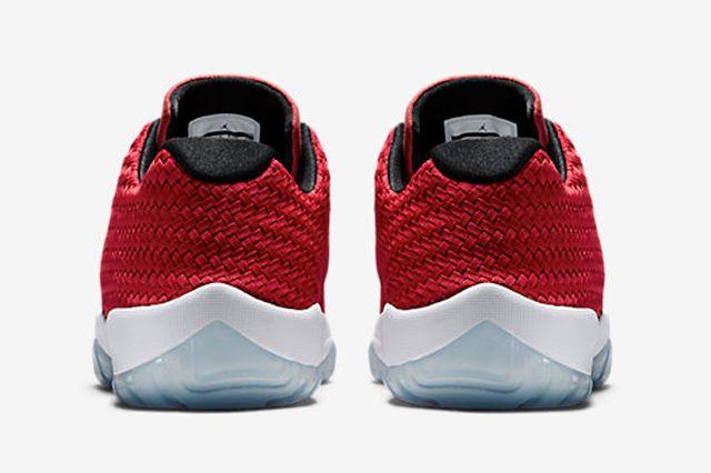Air Jordan Future Low Gym Red4