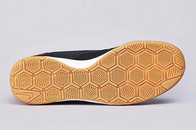 Nike Sb Lunar Gato Wc Black Safety Orange 1
