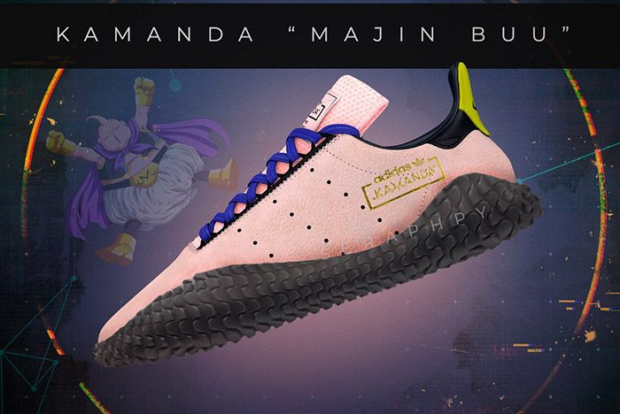Adidas Kamandadragon Ball Z Majin Buu 1