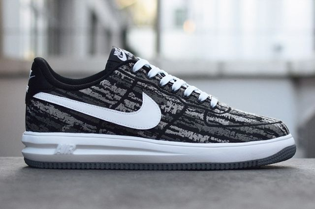Nike Lunar Force 1 Holiday Pack Jacquard Bump 7