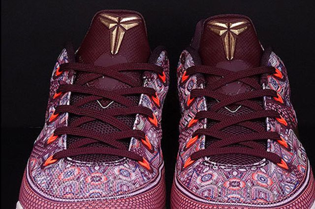 Nike Kobe 9 Em Villian Red 3