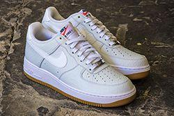 Nike Af1 White Gum Thumb