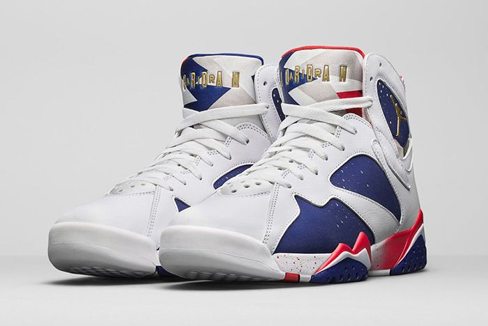 Air Jordan 7 Olympic Alternate2