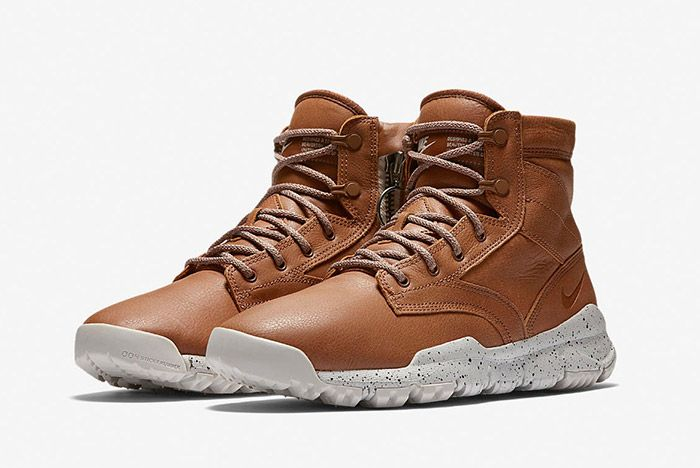 Nike Sfb Bomber 6 Inch Cognac Leather 2