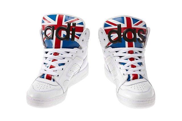 Adidas Originals Js Instinct Hi Union Jack 2