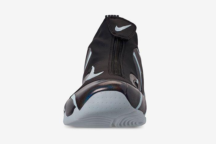 Nike Air Flightposite One Topaz Mist Toe