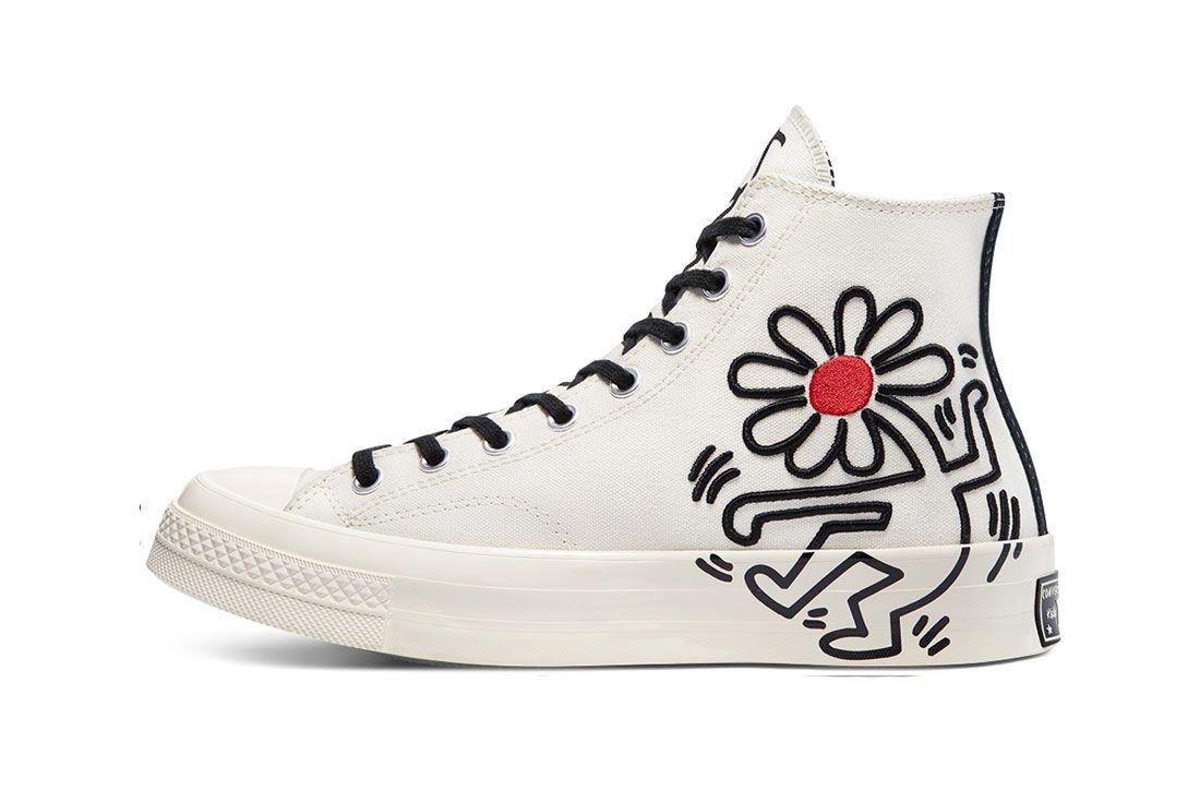 Keith Haring x Converse Chuck 70