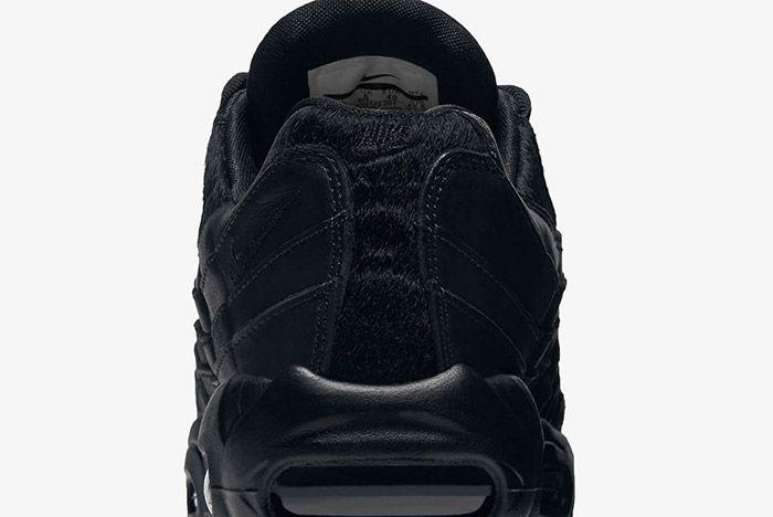 Nike Air Max 95 Wmns Black Pony Hair 6