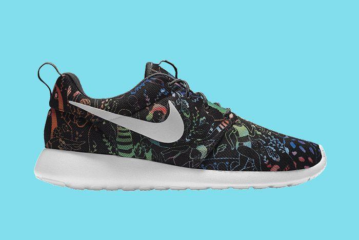 Nike Id Roshe Run Carla Bath 3