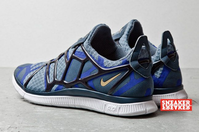 Nike Free Alt Closure Run Purp Heels 1