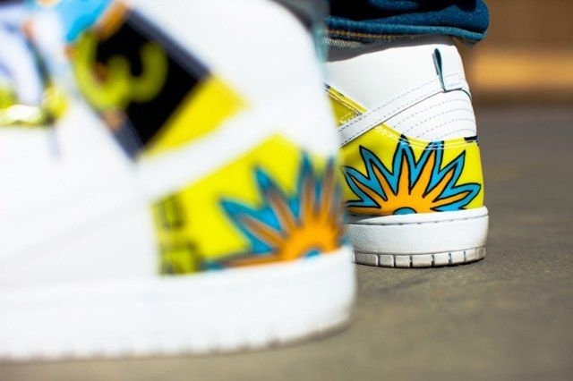A Closer Look At The De La Soul X Nike Sb Dunk High 4