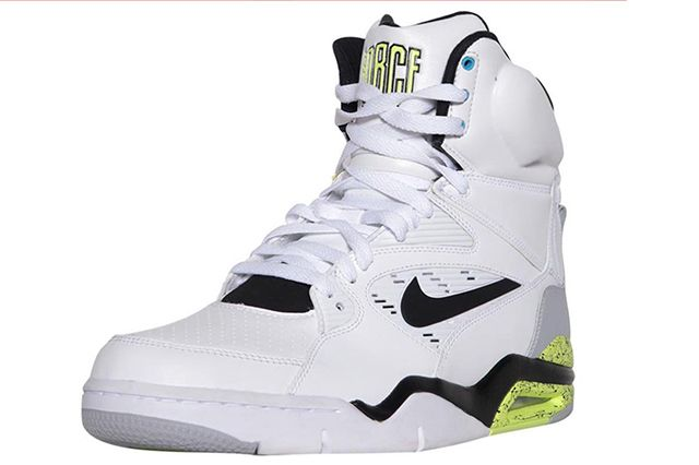 Nike Air Command Force White Grey Volt Black 21