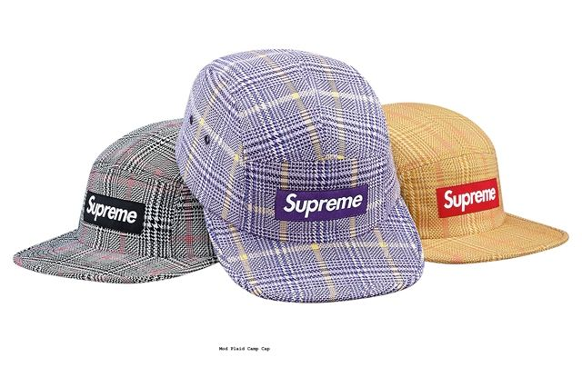 Supreme Ss15 Headwear Collection 18
