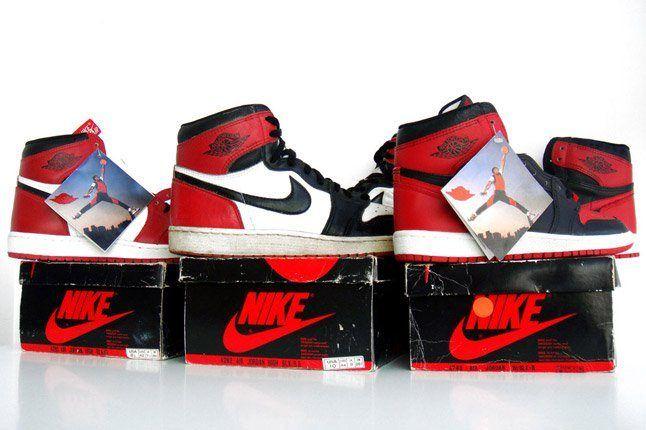 Air Jordan 1 Set 1